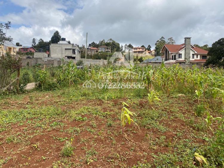 Very Prime Plots in an Affluent Neighborhood, Gikambura, Kikuyu, Kiambu, Residential Land for Sale
