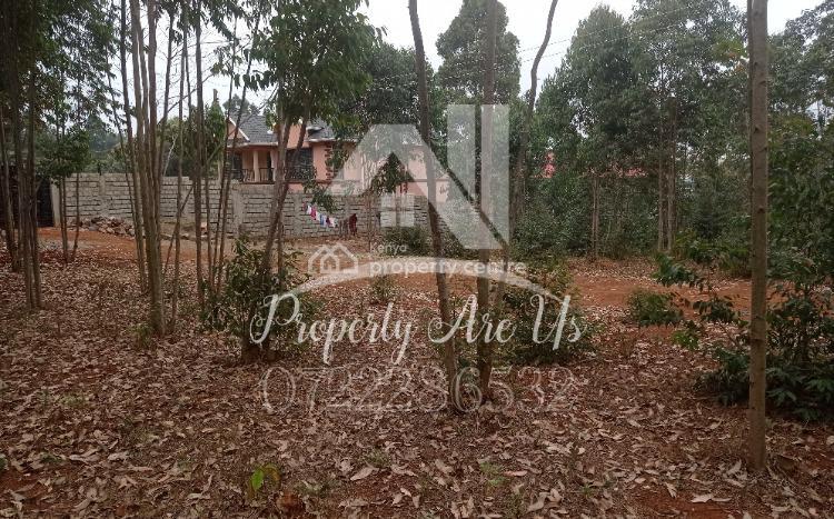 Residential Plots, Gikambura, Kikuyu, Kiambu, Residential Land for Sale