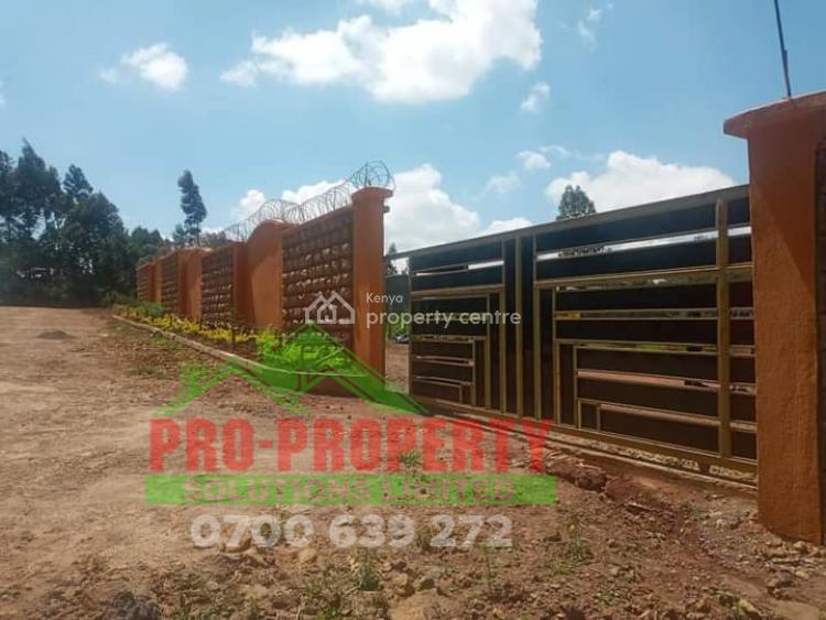 50 By 100ft Plot, Ondiri, Kikuyu, Kiambu, Residential Land for Sale