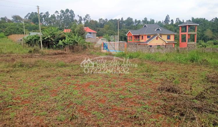 Residential Quarter Acre Plot, Ondiri, Karai, Kikuyu, Kiambu, Residential Land for Sale