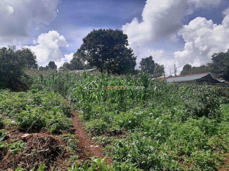 Prime Plot in Kikuyu, Ondiri., Ondiri, Kikuyu, Kiambu, Residential Land for Sale