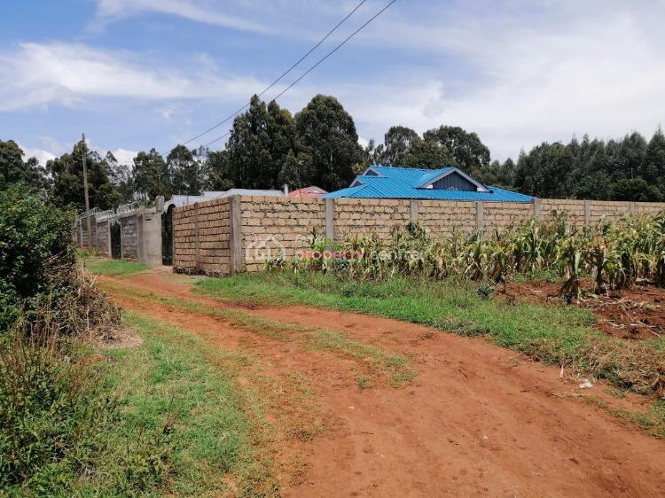 Prime Residential Plot in Kikuyu, Gikambura., Gikambura, Thigio, Kikuyu, Kiambu, Residential Land for Sale