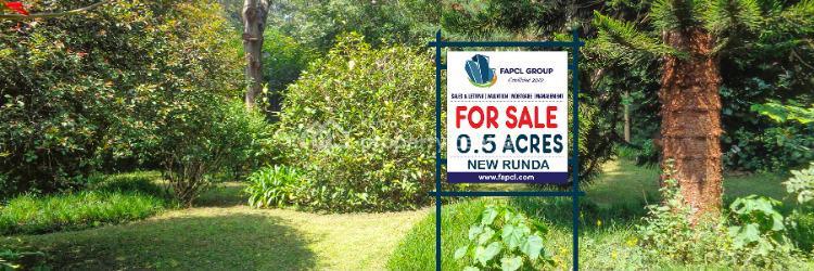 New Runda, Residential Land, Runda, Westlands, Nairobi, Residential Land for Sale