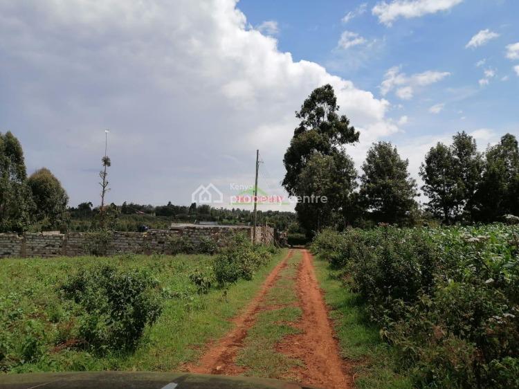 Available Plots in Kikuyu, Kamangu., Kamangu, Thigio, Kikuyu, Kiambu, Residential Land for Sale