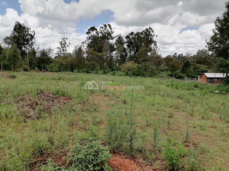 Plots in Kikuyu, Lusingetti., Lusigetti, Thigio, Kikuyu, Kiambu, Residential Land for Sale