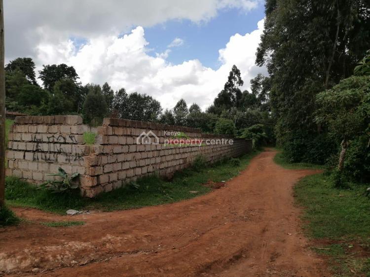 Residential Plots in Kikuyu, Gitaru., Gitaru, Gitaru, Kiambu, Residential Land for Sale