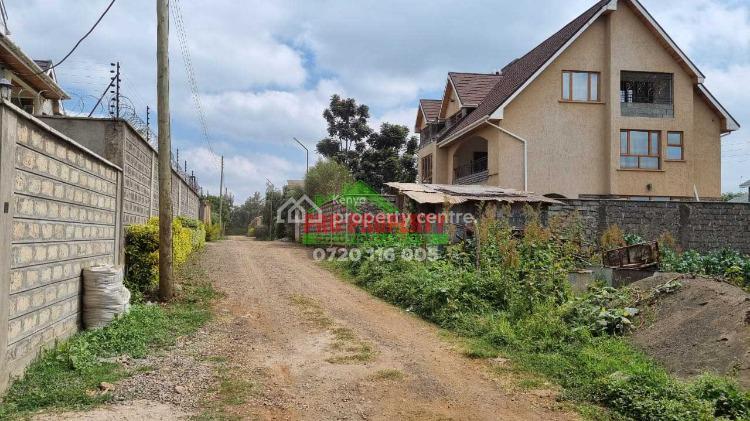 0.1 Ha Residential Land in Kikuyu Town, Kikuyu, Kikuyu, Kiambu, Residential Land for Sale