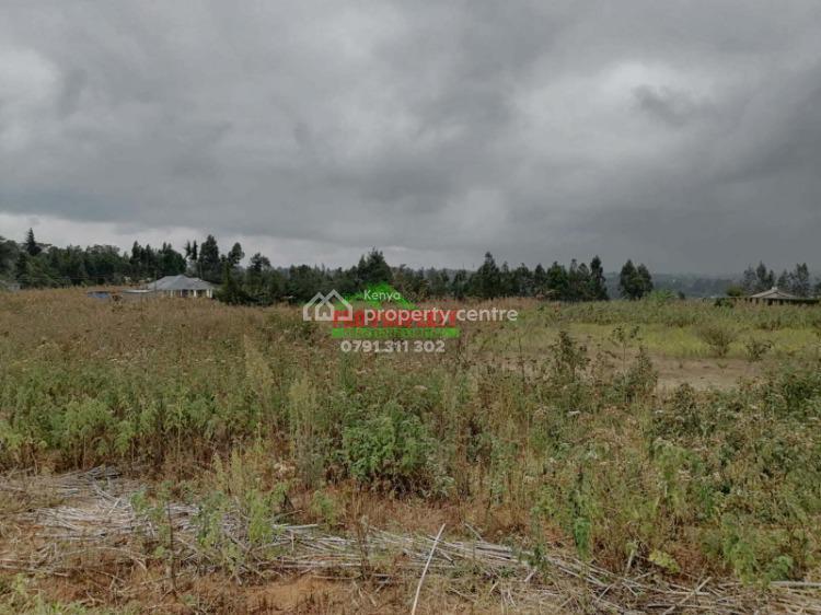 Plot in Kikuyu, Kamangu, Kamangu, Kikuyu, Kiambu, Residential Land for Sale