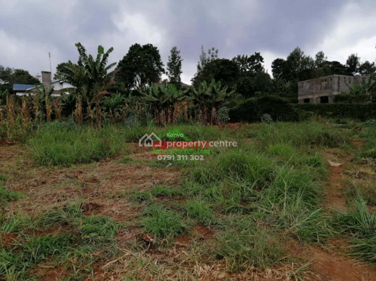 Plot in Kikuyu, Ondiri, Ondiri, Thigio, Kikuyu, Kiambu, Residential Land for Sale