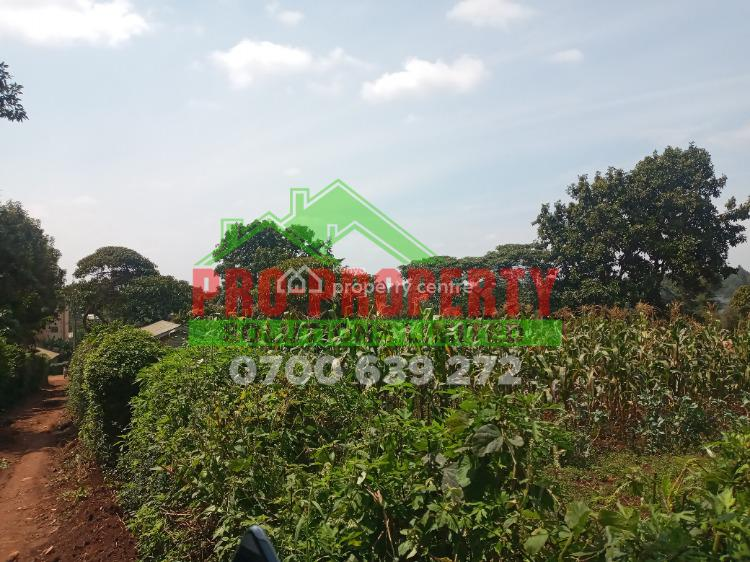 Commercial Plot 0.057 Ha (57 By 100), Muthure, Kikuyu, Kiambu, Mixed-use Land for Sale