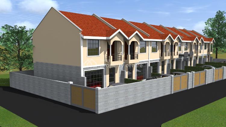 3 Bedroom Maisonette En-suite  Wangige., Wangige, Kabete, Kiambu, House for Sale