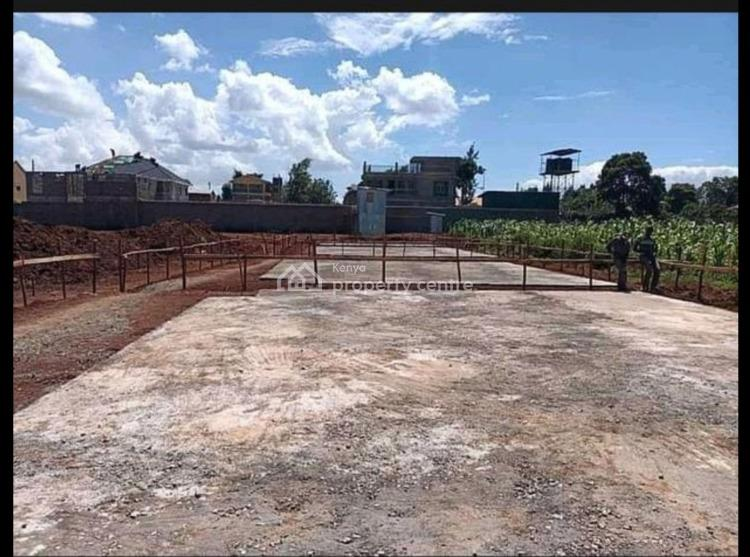 Flat Roof 3 Bedroom with Sq Maisonette in Thogoto, Kikuyu., Gikambura, Kikuyu, Kiambu, House for Sale