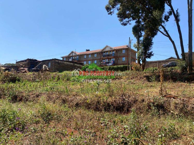 Prime Commercial Corner Plot in Gitaru Along Waiyaki Way., Gitaru, Kikuyu, Kiambu, Commercial Land for Sale