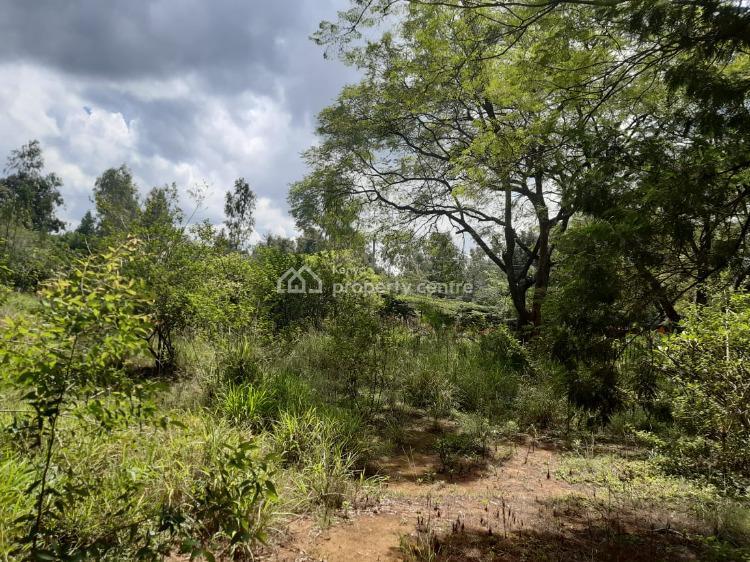 Prime Acre Strategically Located in Karen, Ndege Road, Kipkaren, Nandi, Land for Sale