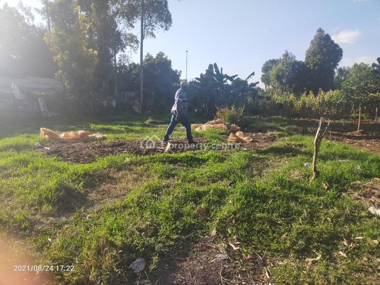 Prime Plot, Thogoto, Kikuyu, Kiambu, Mixed-use Land for Sale