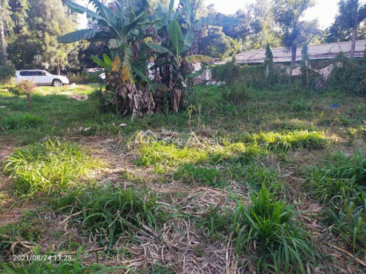 50 By 100plot Along Kikuyu Bypass, Thogoto, Kikuyu, Kiambu, Land for Sale
