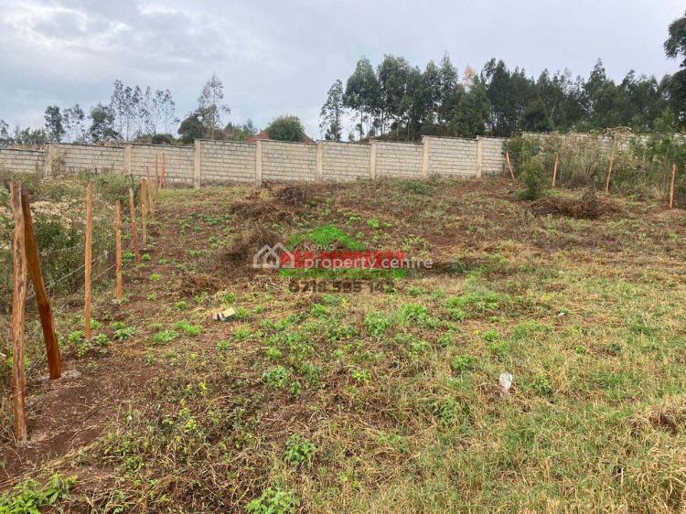 Residential Plots in Kikuyu, Controlled Gated Estate., Lusigetti, Kikuyu, Kiambu, Residential Land for Sale