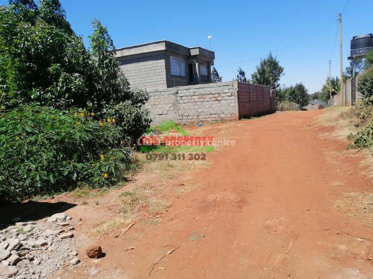 Prime Plot in Kikuyu, Gikambura., Gikambura, Thigio, Kikuyu, Kiambu, Residential Land for Sale