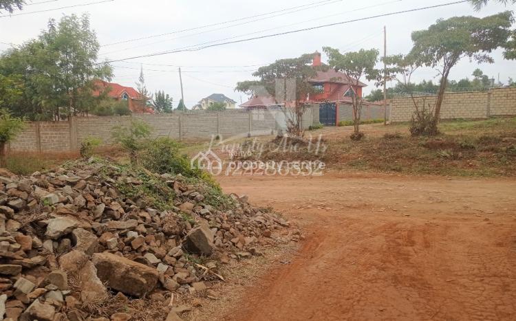 Plot with a Perimeter Wall, Gikambura, Kikuyu, Kiambu, Residential Land for Sale