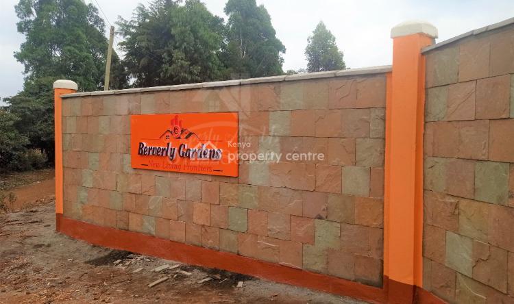 Gated Community Plots, Gikambura, Kikuyu, Kiambu, Residential Land for Sale