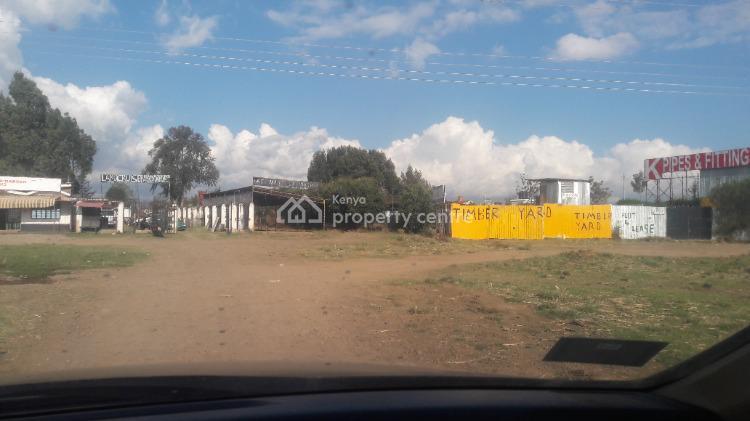Land and House, Nanyuki-nyeri Highway, Nanyuki, Laikipia, Land for Sale