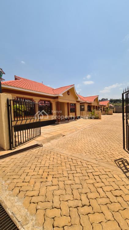 Beautiful 3 Bedroom Bungalows - Kenyatta Road, Kenyatta Road, Ruiru, Kiambu, Detached Bungalow for Sale