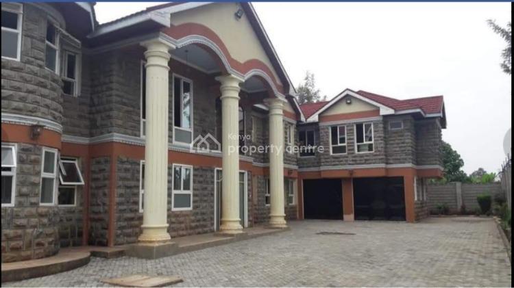 8 Bedroom House All Ensuite Tv Room and Dsq on Half Acre in Runda, Runda, Runda, Westlands, Nairobi, House for Sale