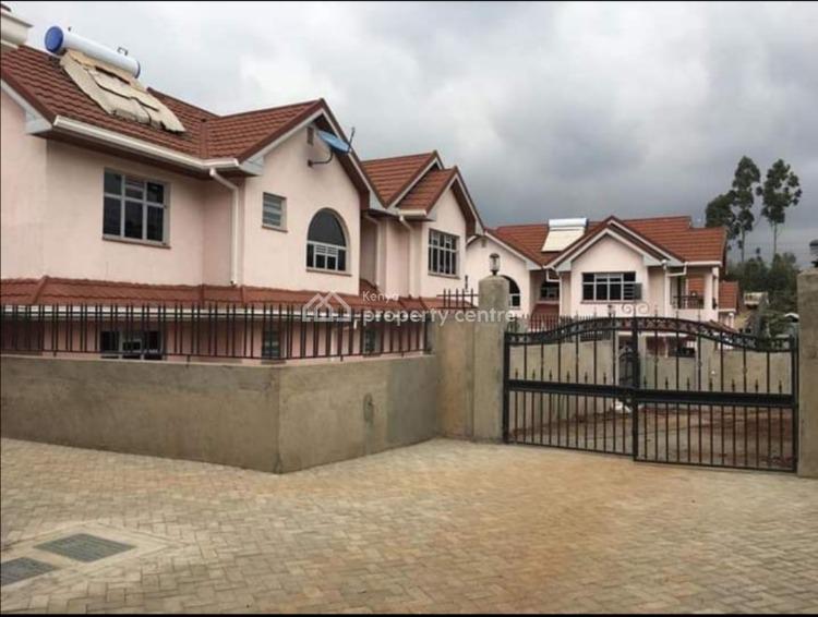 Exquisite 5 Bedroom Maisonette All Ensuite in Kiambu Road, Kiambu Road, Runda, Westlands, Nairobi, House for Sale