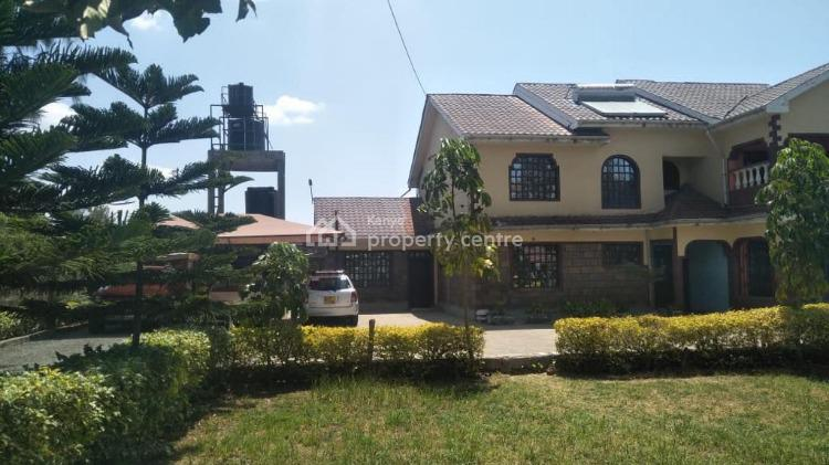 6 Bedroom Maisonette(all Ensuite)plus Dsq on a Quarter for in Syokimau, Syokimau 600m From Mombasa Road, Syokimau/mulolongo, Machakos, House for Sale