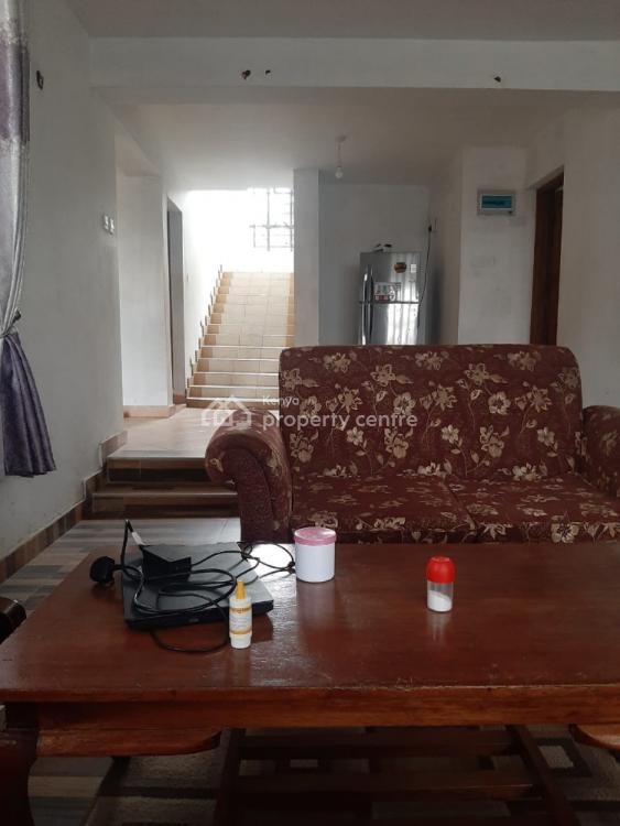 5 Bedroom Maisonette All Ensuite Dsq/study on Quarter Acre in Syokimau, 7km From Mombasa Rd Syokimau, Syokimau/mulolongo, Machakos, House for Sale