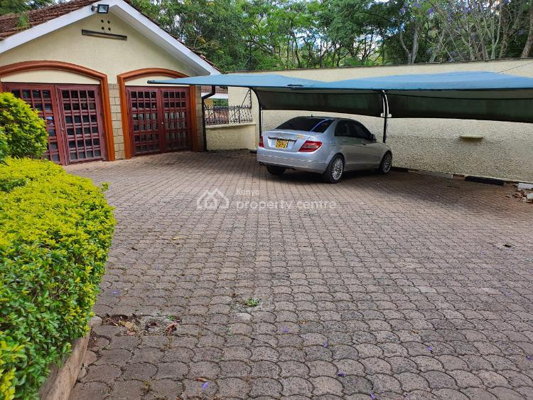 4bedroom House 3dsq Office Pool Garage Gym on 1 Acre for in Muthaiga, Old Muthaiga, Muthaiga, Nairobi, House for Sale