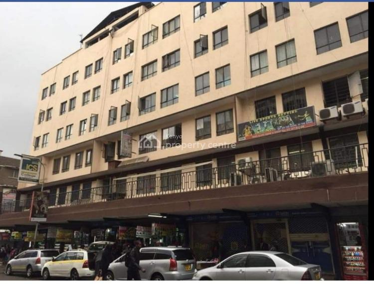 Commercial Building Fetching Good Monthly Income in Nairobi Cbd, Nairobi Central, Nairobi Central, Nairobi, Commercial Property for Sale