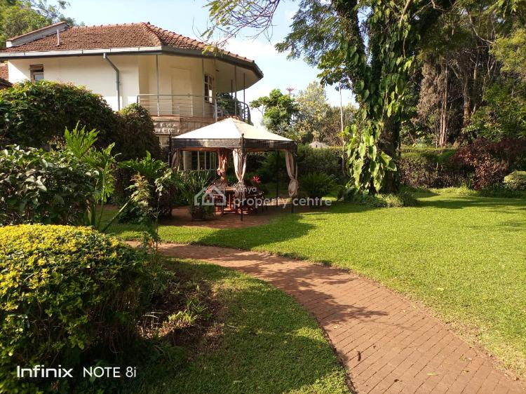 2 Acres with 5br Maisonette  Along James Gichuru Rd Lavington, Along James Gichuru Road in Lavington, Lavington, Nairobi, Land for Sale