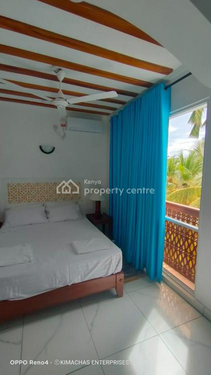 High End 1 Bedroom Beach Side Fully Furnished Apartment with Swimming, 1st Avenue, Nyali, Mombasa, Apartment for Rent