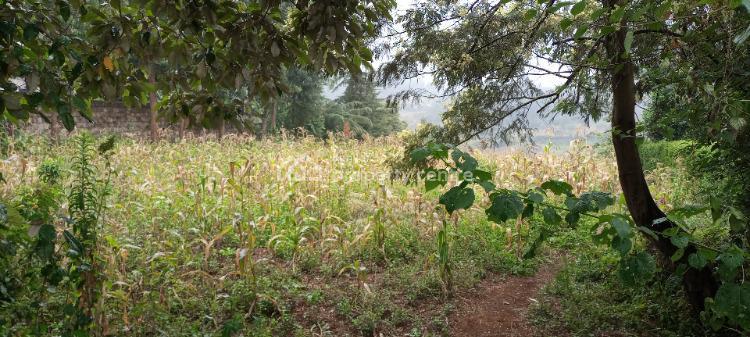 1 Acre Land in Kikuyu, Thogoto, Kikuyu, Kiambu, Residential Land for Sale