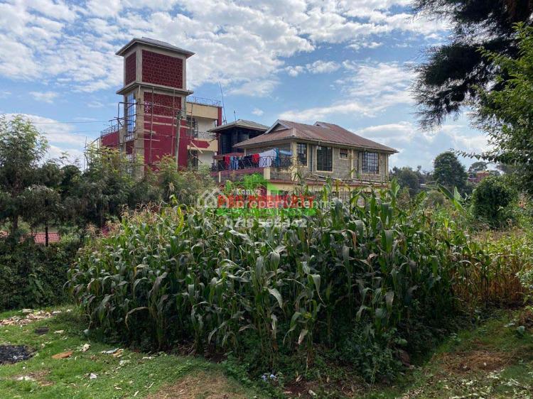 Commercial Plot in Kinoo Muthiga., Muthiga, Kinoo, Kiambu, Commercial Land for Sale