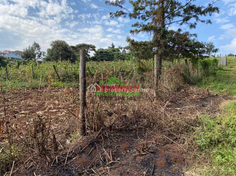 Residential Plot in Kinoo Muthiga., Muthiga, Kinoo, Kiambu, Residential Land for Sale