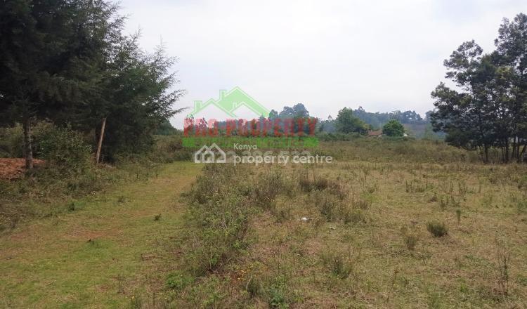 Prime Residential Plots, Mutarakwa, Limuru Central, Kiambu, Residential Land for Sale