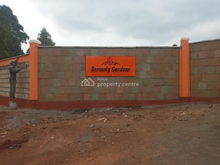 Controlled Gated Community, Gikambura, Kikuyu, Kiambu, Land for Sale