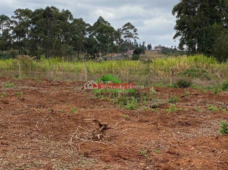 Plots in a Controlled Gated Estate, Kikuyu Gikambura-along Jambu Tv., Gikambura, Kikuyu, Kiambu, Residential Land for Sale