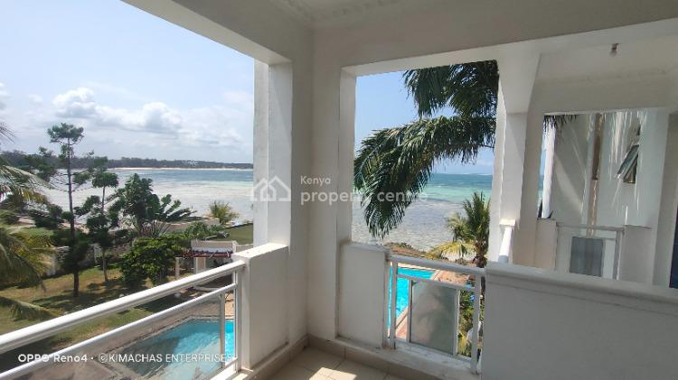 Beach Side 3 Bedroom Fully Furnished Apartment with Swimming Pool, 3rd Avenue Nyali, Nyali, Mombasa, Apartment for Sale