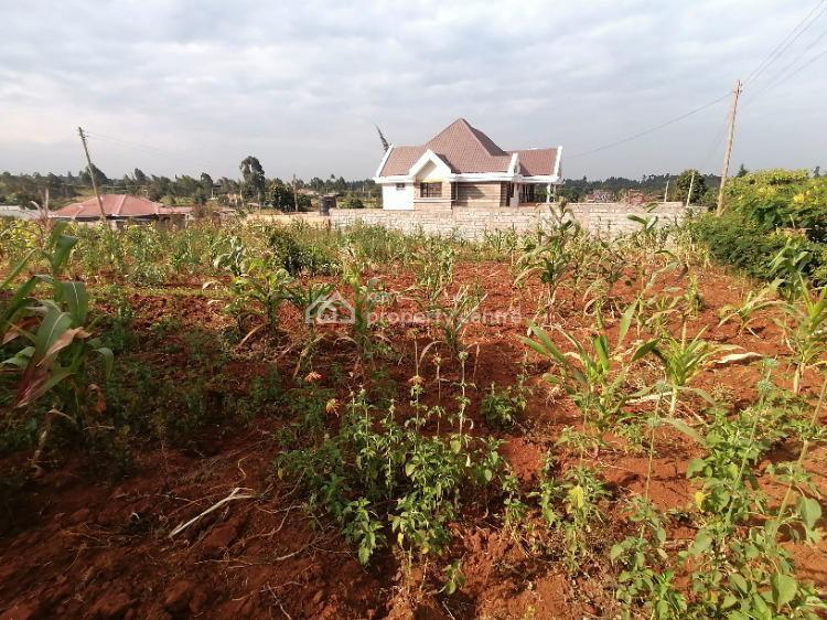 Prime Plot in Kikuyu, Gikambura., Kikuyu, Kiambu, Residential Land for Sale