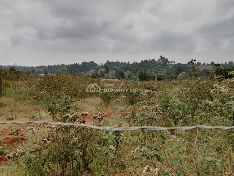 Prime Plot in Kikuyu, Kamangu., Kikuyu, Kiambu, Residential Land for Sale