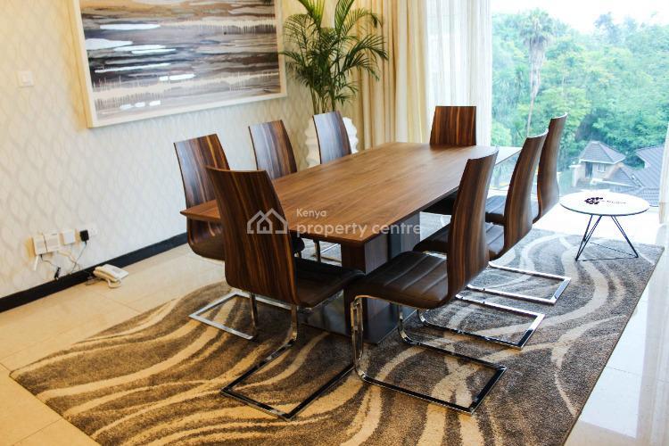 Riverside Drive 3 Bedroom Fully Furnished Apartment, Westlands Rd, Westlands, Nairobi, Apartment for Rent