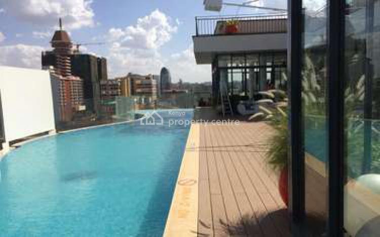 2 Bedroom Furnished Apartment on Brookside Westlands, Brookside, Westlands, Nairobi, Apartment for Rent