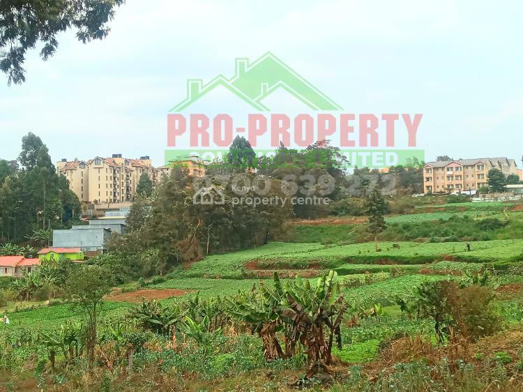 Commercial Plot, Gitaru, Kikuyu, Kiambu, Commercial Land for Sale