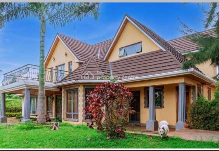 Beautiful 5 Bedroom House Plus Dsq on One Acre in Karen., Karen, Karen, Nairobi, House for Sale
