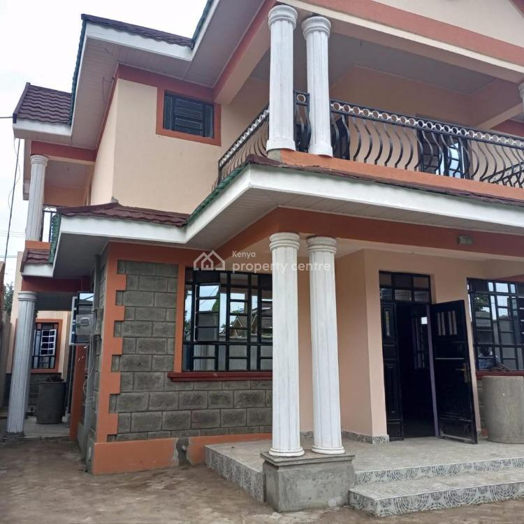 Newly Built 4 Bedroom Maisonette with Sq for in Membly Estate 20m, Membley Estate, Membley Estate, Kiambu, Townhouse for Sale