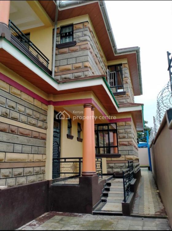 Newly Built 4 Bedroom Maisonette with Sq in Membly Estate 22m, Membley, Membley Estate, Kiambu, Townhouse for Sale