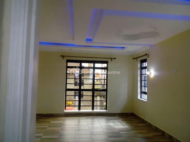 Newly Built 4 Bedroom Maisonette with Sq in Kamakis Estate., Membley, Membley Estate, Kiambu, House for Sale